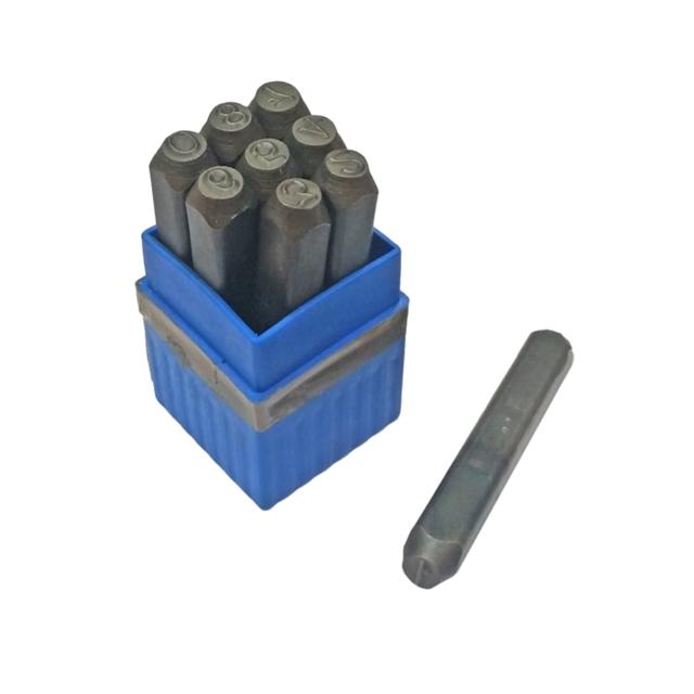 KIT POINCON 5mm NUMERIQUE de 0 à 9