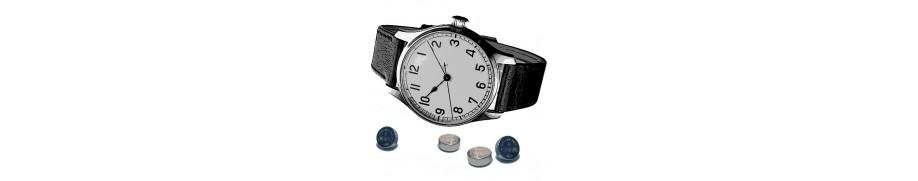Piles Oxyde d argent (montres)