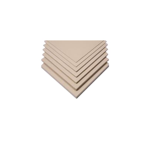 PLAQUE C2F 10mm 200X105 SH20 THERMO MOUSSE