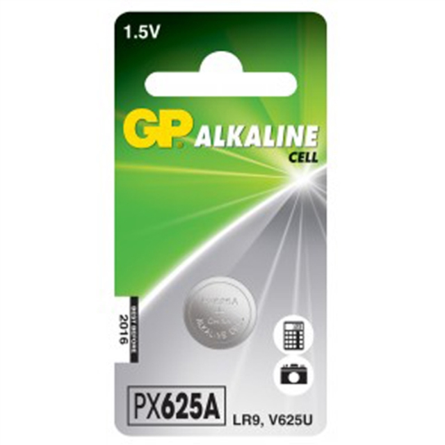 PILES ALCALINES SPECIALES LR9/625A*10  blisters 103023