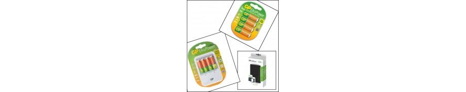 Piles Accus et batteries